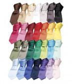 Premier 'Colours' Satin Tie PR750