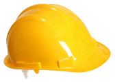 Portwest Endurance Safety Helmet Yellow