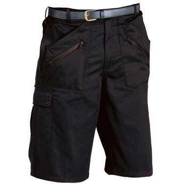Portwest Action Shorts Black