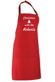 Personalised Christmas Bib Apron