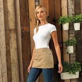 Premier Cotton Chino Waist Apron - PR133