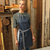 Premier District Bib Apron - PR134
