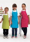 Children's Bib Apron No Pocket - Premier PR149