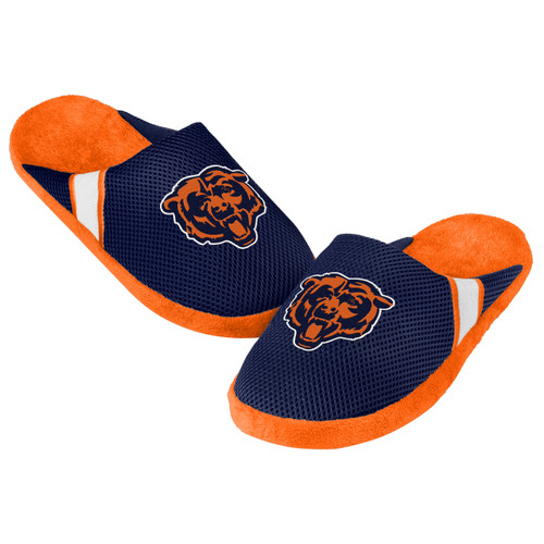 Chicago Bears Jersey Slippers - 12pc Case