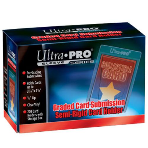 Semi-Rigid Card Protector - Tall (200 per box)