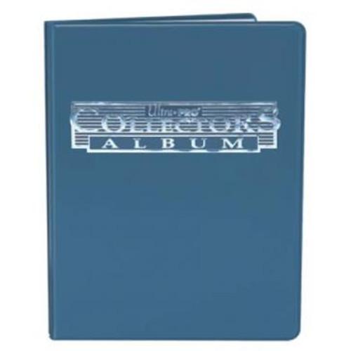 9 Pocket Collectors Portfolio - Navy
