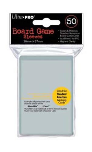 Ultra Pro Board Game Sleeve - American STD - 50pk