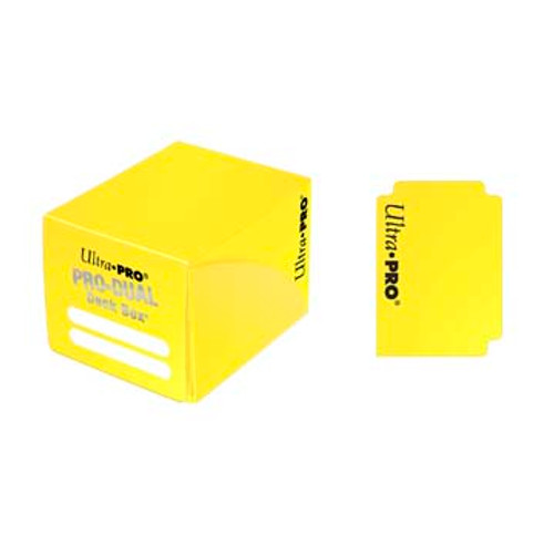 Deck Box - Pro Duel Small - Yellow