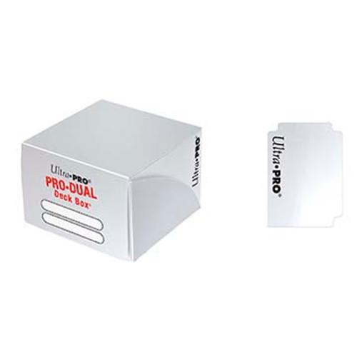 Deck Box - Pro Duel Standard - White