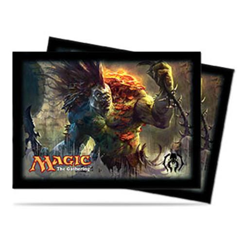 Deck Protectors - MTG - Dragons Maze - Varolz the Scar-Striped (80ct)
