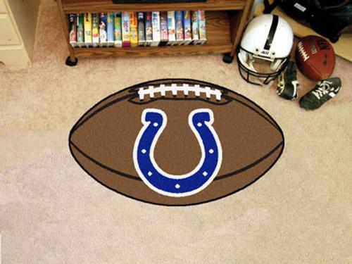 Indianapolis Colts Football Mat 22x35