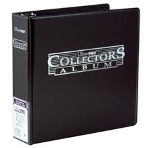 "3"" Collectors Album - Black"