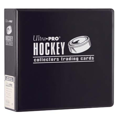 "3"" Hockey Album Black"