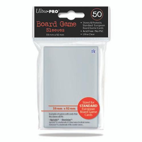 Ultra Pro Board Game (European Standard) Sleeve - 50pk