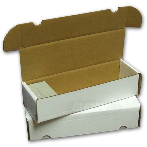 Cardboard - 660 Count Storage Box (Bundle of 50)