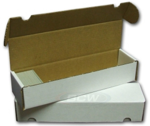 Cardboard - 800 Count Storage Box (Bundle of 50)