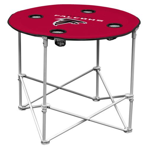 Atlanta Falcons Round Tailgate Table