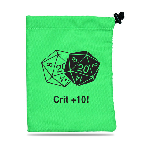 Dice Bag - Treasure Nest (Crit + 10!)