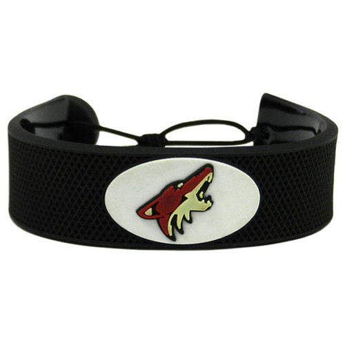 Arizona Coyotes NHL Classic Hockey Bracelet