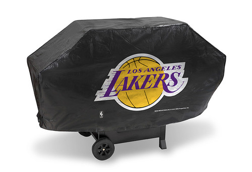 Los Angeles Lakers Grill Cover Deluxe