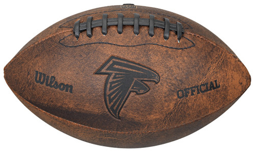 Atlanta Falcons Football - Vintage Throwback - 9 Inches
