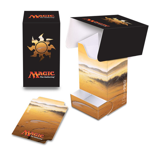Magic Deck Box - Mana White #5