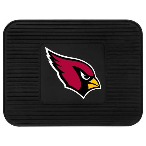 Arizona Cardinals Car Mat Heavy Duty Vinyl Rear Seat