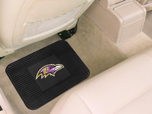 Baltimore Ravens Car Mat Heavy Duty Vinyl Rear Seat