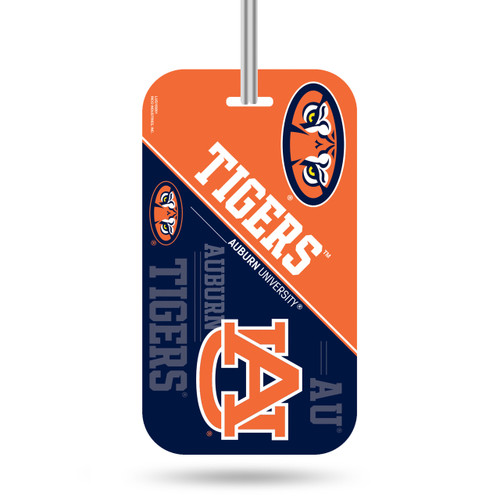Auburn Tigers Luggage Tag
