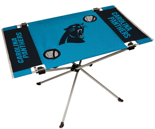 Carolina Panthers Table Endzone Style