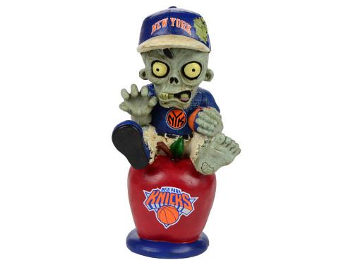 New York Knicks Zombie On Logo Figurine