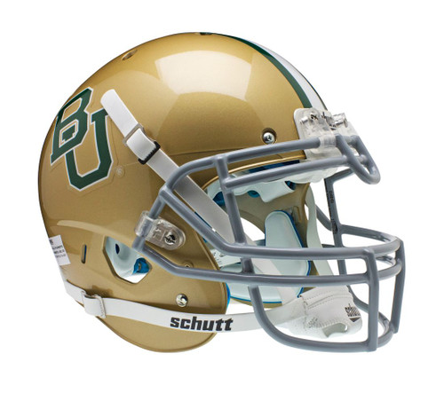 Baylor Bears Schutt Authentic XP Full Size Helmet