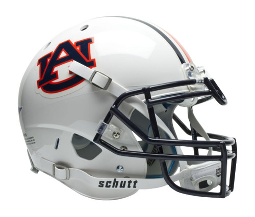 Auburn Tigers Schutt Authentic XP Full Size Helmet