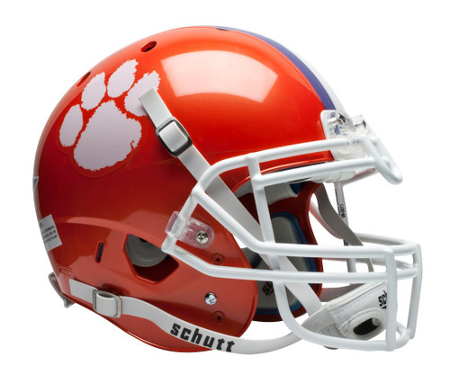 Clemson Tigers Schutt XP Authentic Full Size Helmet