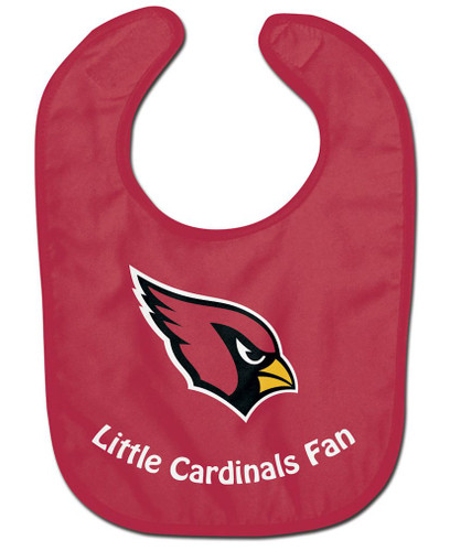 Arizona Cardinals All Pro Little Fan Baby Bib