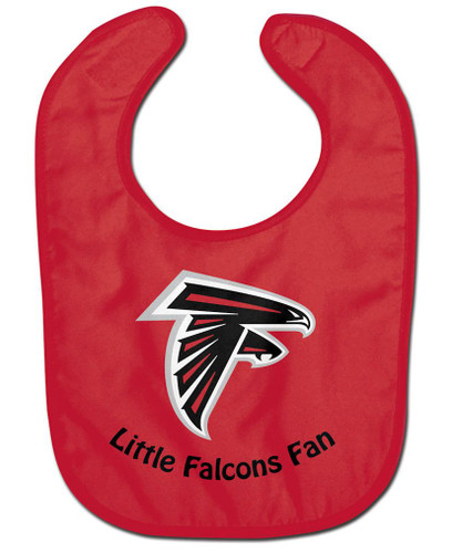 Atlanta Falcons All Pro Little Fan Baby Bib
