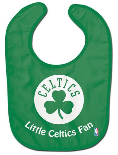 Boston Celtics Baby Bib - All Pro Little Fan