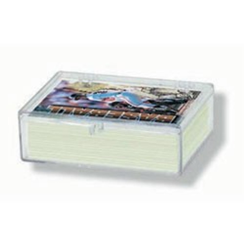 50-count Hinged Plastic Case (100 per case)