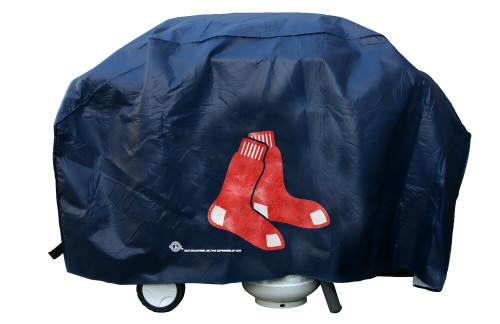 Boston Red Sox Grill Cover Deluxe