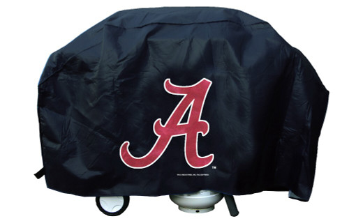 Alabama Crimson Tide Grill Cover Deluxe