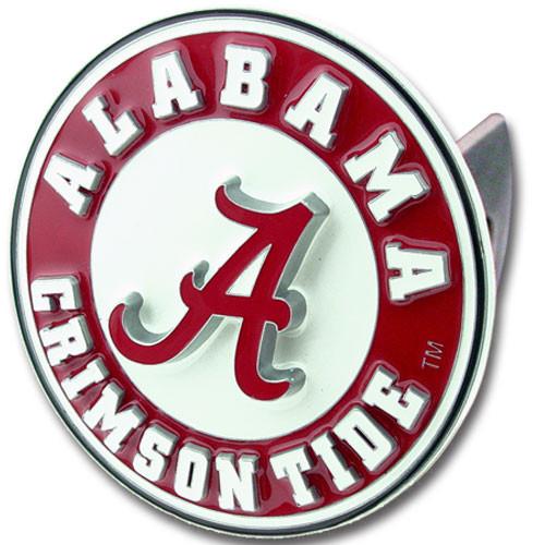 Alabama Crimson Tide Trailer Hitch Cover