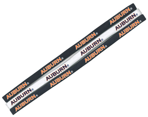 Auburn Tigers Elastic Headbands