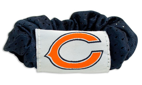 Chicago Bears Hair Twist Ponytail Holder