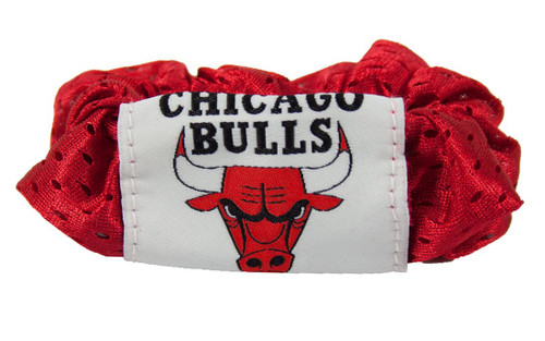 Chicago Bulls Hair Twist Ponytail Holder