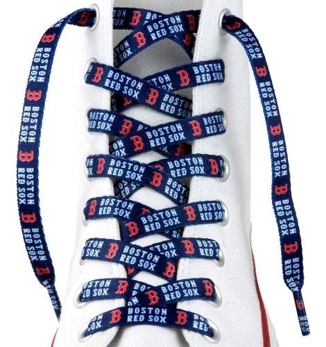 Boston Red Sox Shoe Laces - 54""