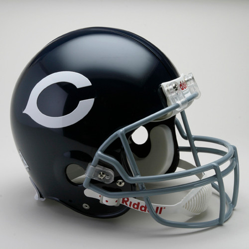 Chicago Bears 1962-73 Throwback Pro Line Helmet