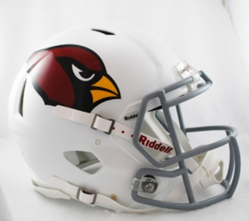Arizona Cardinals Revolution Speed Authentic Helmet