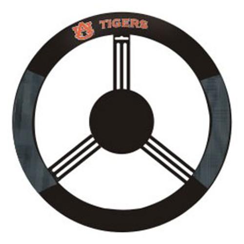 Auburn Tigers Steering Wheel Cover - Mesh