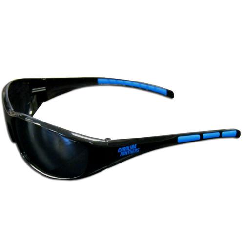 Carolina Panthers Sunglasses - Wrap