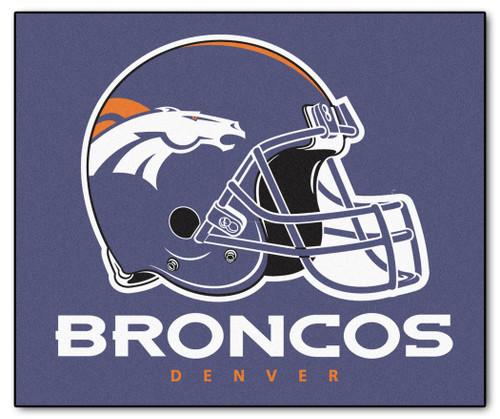 Denver Broncos Area Mat Tailgater
